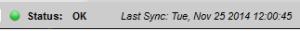 Wie synchronisiere ich manuell den Enterprise Server und den DESlock + Client