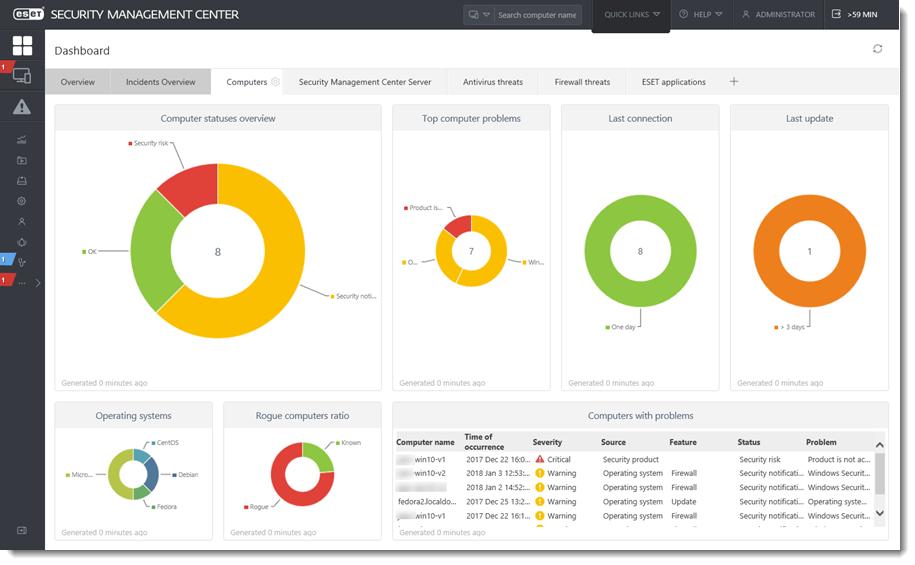ESET Security Management Center Version 7 wurde veröffentlicht