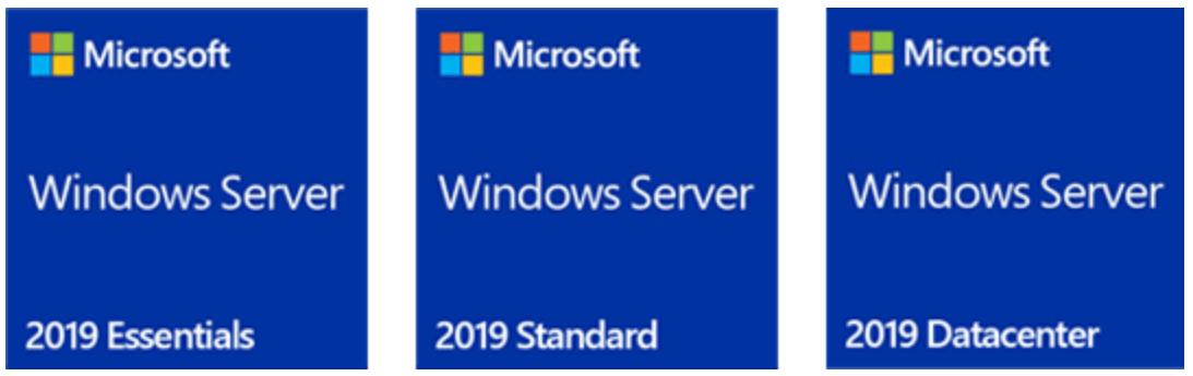 Verfügbarkeit und Neuerungen von Windows Server 2019