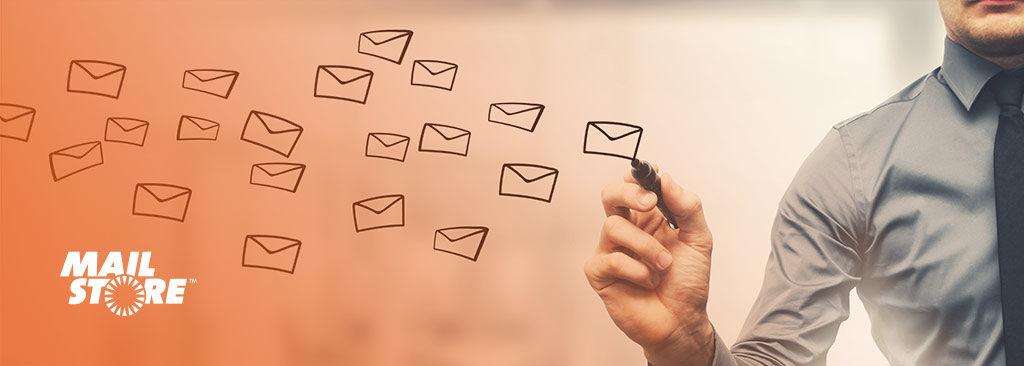 Umzug von E-Mail-Servern: spürbare Entlastung durch Archivierung