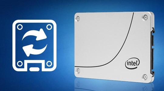 Intel Firmware-Update für alle SSDs der D3-S4510-Serie