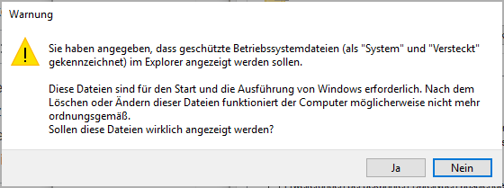 Was ist PAGEFILE.SYS in Windows?