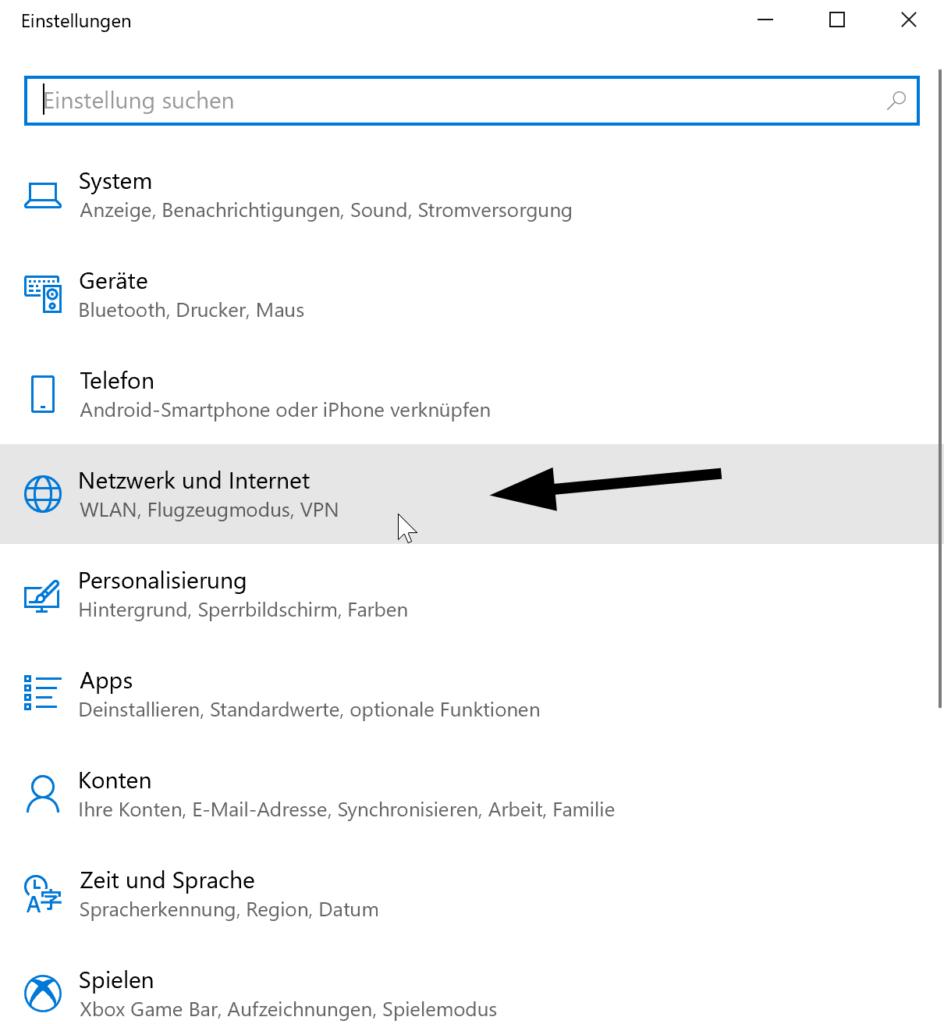So konfigurieren Sie getaktete Verbindungen in Windows 10